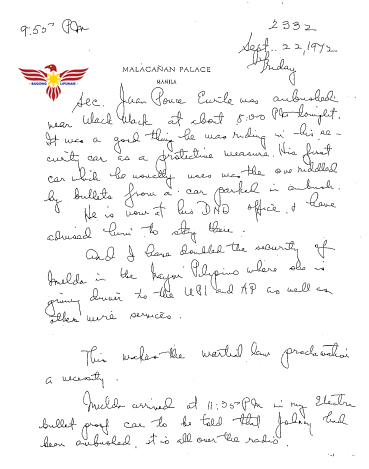 Diary-of-Marcos-September-22-1972-page-1