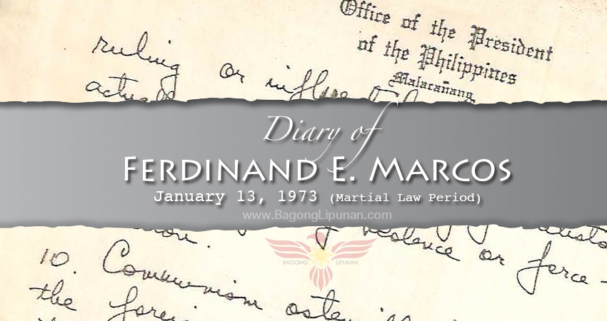 diary-of-marcos-january-13-1973