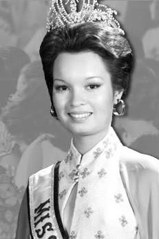 """Ms. Margarita """"Margie"""" Moran, 1973 Miss Universe"""