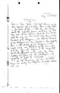 Diary of Marcos - August 31, 1972 page 2