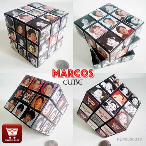 Marcos Cube – Family Version
