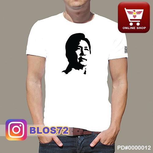 Marcos Logo White T-shirt