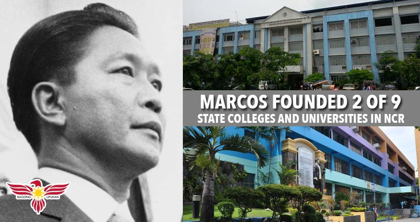Ferdinand Marcos - ang malayang ensiklopedya