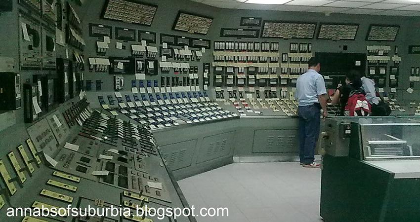Inside the Bataan Nuclear Power Plant
