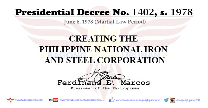presidential decree Presidential decrees click here for the latest philippine laws, statutes & codes malacaÑang m a n i l a presidential decree no 431 april 8, 1974.